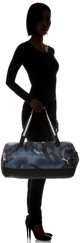 b0d6d057f90a1 PUMA Damen Fitness Tasche Studio Barrel Bag