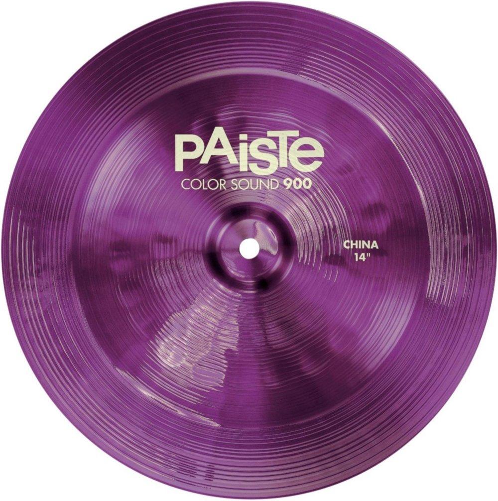 B06XR172Q6 900 チャイナシンバル 14インチ China PURPLE  14″  (パイステ) Sound PAiSTE Series Color
