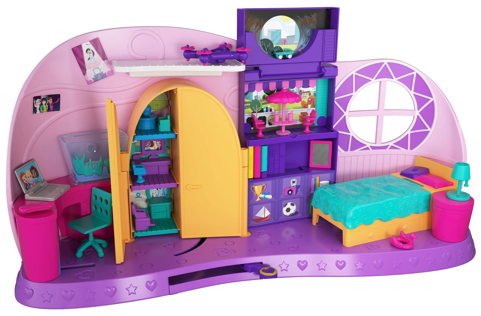Polly Pocket Transformation Playset by Mattel (Image #12)
