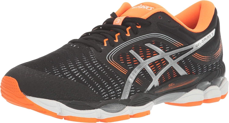 ASICS Gel-Ziruss 3 - Zapatillas de running para hombre: Amazon.es: Zapatos y complementos