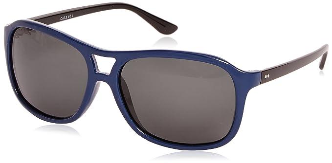 Sunoptic Herren Sonnenbrille SP109, Gr. One size (Herstellergröße: One Size) Blau