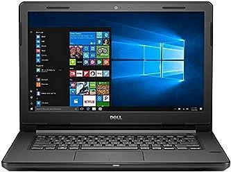 Dell Vostro 3468 14-inch Laptop (7th Gen Corei3-7100U/4GB/1TB/Windows 10/Integrated Graphics), Black