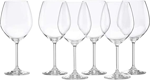 Tuscany Classics Red Wine Glass (Set of 6)
