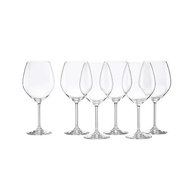 Tuscany Classics Red Wine Glass (Set of 6)
