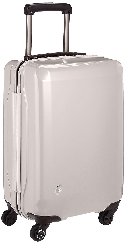 [プロテカ] スーツケース 日本製 ラグーナライトFs サイレントキャスター 機内持込可 保証付 35.0L 49cm 2.4kg 02741 B071JLSQ19インペリアルグレー