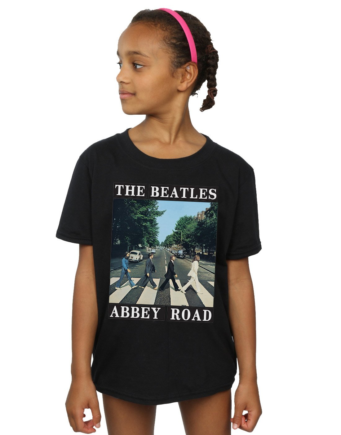 The Girls Abbey Road T Shirt 4966