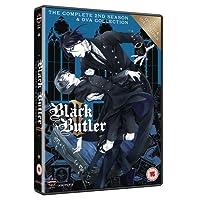 Black Butler Complete Series 2 Collection [3 DVDs] [UK Import]