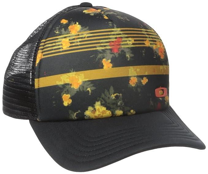 4c8cf396a05 Amazon.com  Oakley Mens Graphic Foam Trucker Adjustable Hat One Size ...
