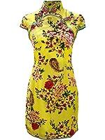 Oriental Royal Charisma Silk Dress
