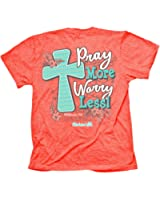Pray More Christian T-Shirt