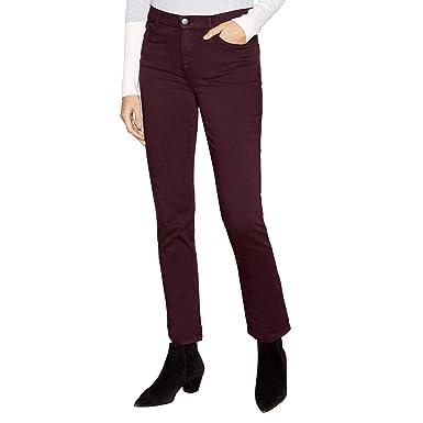 4e359cbbebe Debenhams RJR.John Rocha Womens Plum  Elsa  Straight Leg Jeans ...