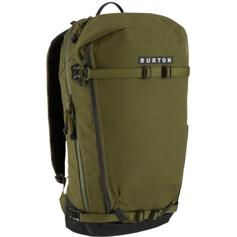 Burton Gorge Backpack Olive Cotton Cordura NA by Burton (Image #1)