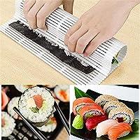 Outtybrave - Esterilla de sushi de silicona japonesa