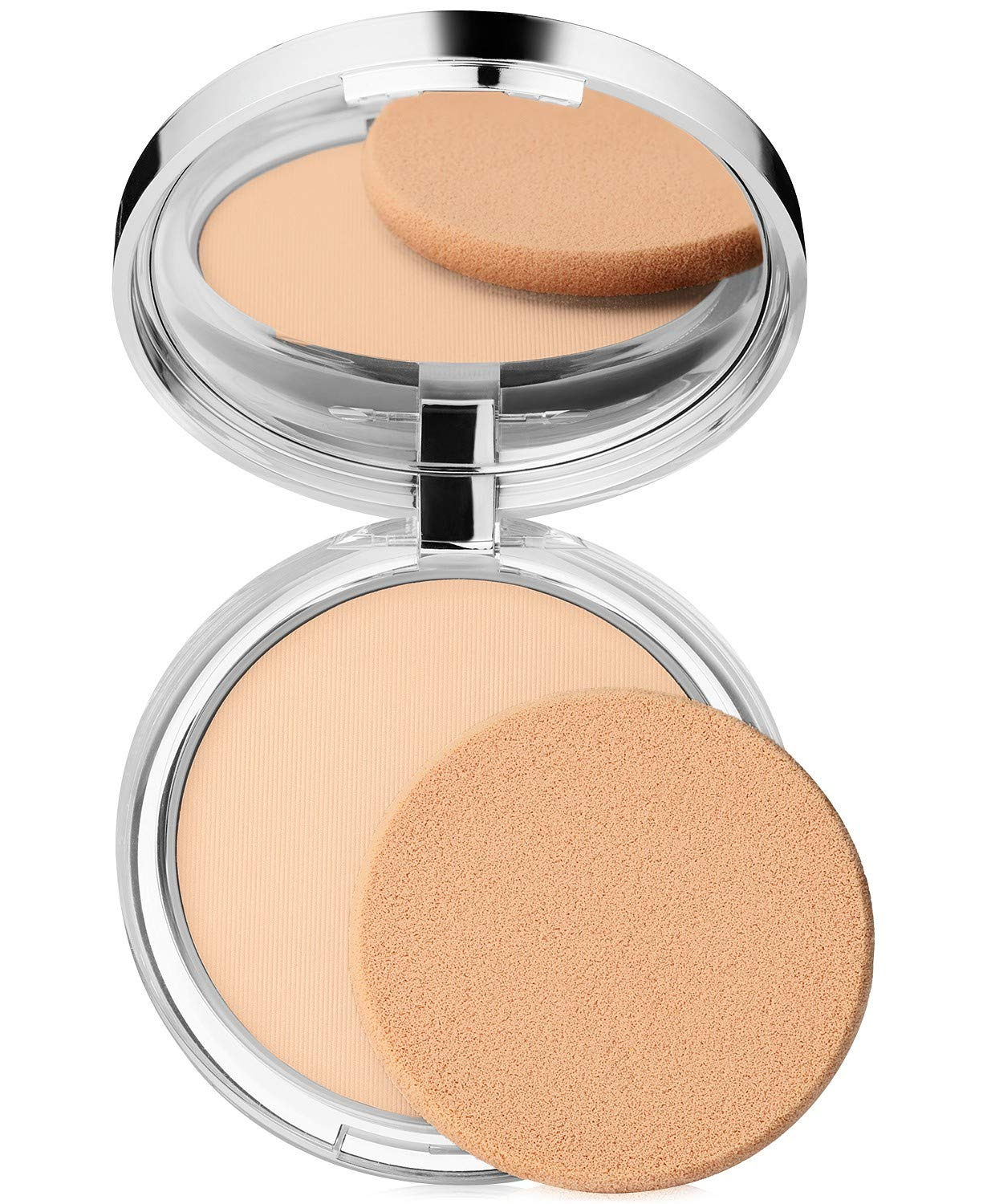 Stay-Matte New Clinique Sheer Pressed Powder, 0.27 oz / 7.6 g, 02 Stay Neutral MF by Clinique