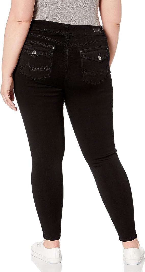 ANGELS Damen Jeans Skinny Star/' im Used-Look NEU