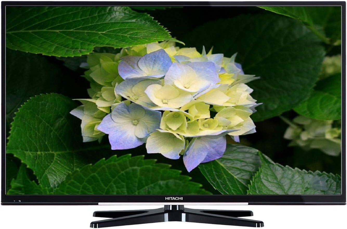 Televisor LCD, LED y Plasma – HITACHI 55 F501hk2 W64 – Televisor LED 4 K 55 (140 cm) 16/9 – 3840 x 2160 píxeles – TNT, Cable y Satellite HD – Ultra HD – Wi-Fi – DLNA – Miracast – 100 Hz: Amazon.es: Informática