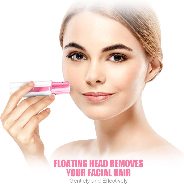Depiladora Facial - Lamavido Depiladoras Femeninas Electrica SIN ...