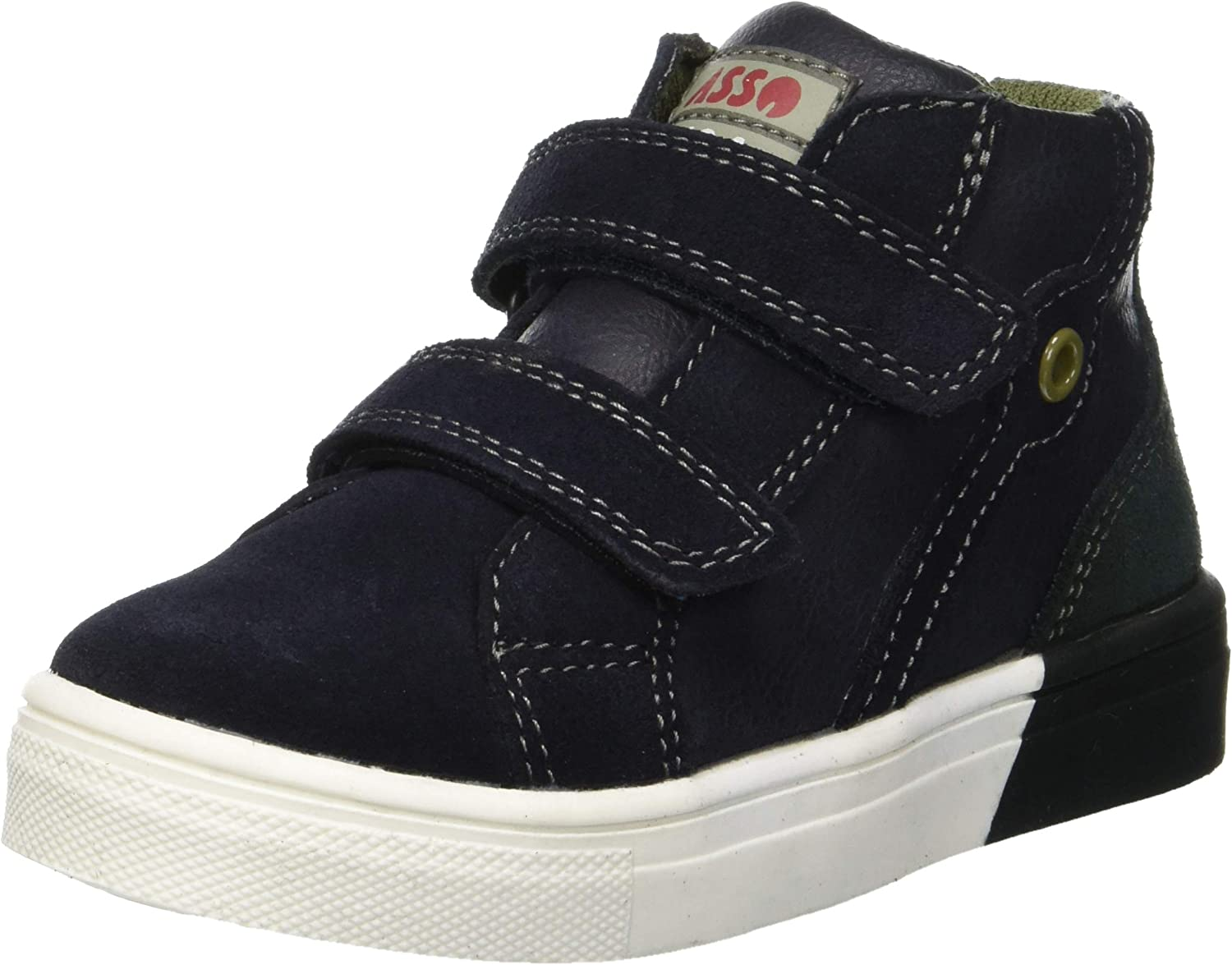 Asso Boys 68702 Hi-Top Trainers