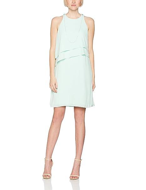 3a0a60d23e6c ESPRIT Collection Vestito Donna  Amazon.it  Abbigliamento