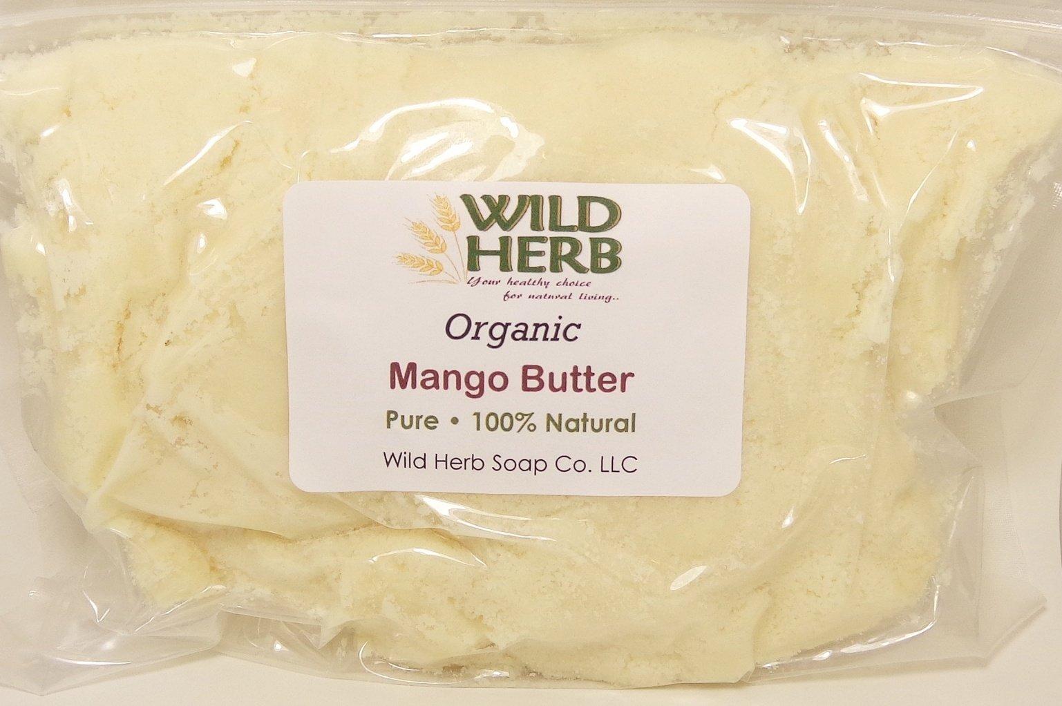 Organic Mango Butter Bulk Sizes