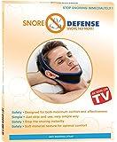 """Shin strap bandeau anti ronflements """"Anti snoring system"""" simple d'utilisation, confort extrême & lavable en machine."""
