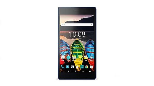 Lenovo TAB3 7 IPS/LCD Tablet (7 inch, MediaTek MT8161P Processor, 2 GB RAM,  16 GB eMMC, Android 6 0) - Slate Black