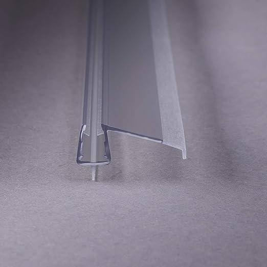 100 cm cabinas de ducha goteo de Junta para puerta, perfil Junta ...