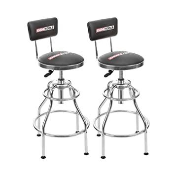 Prime Oemtools 24911Two Adjustable Hydraulic Stool 2 Pack Machost Co Dining Chair Design Ideas Machostcouk