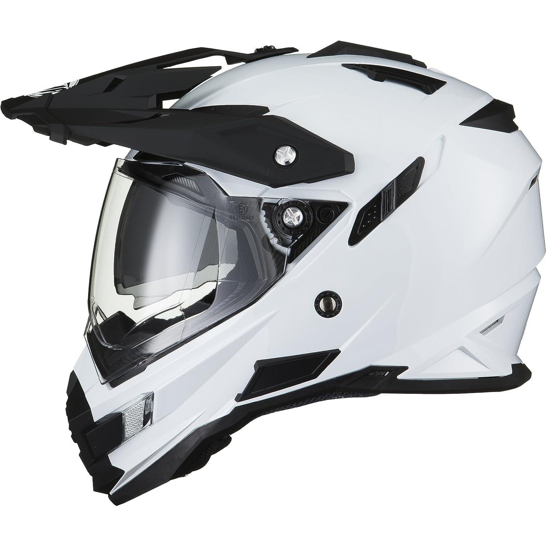 THH TX-27 Plain Dual Sport Motocross Helmet