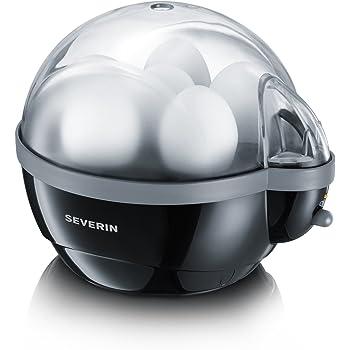 Mit einem Eierkocher können Eier energiesparend auf den Punkt genau gekocht werden.