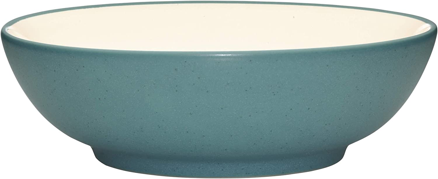 Noritake Colorwave Soup/Cereal Bowl, Turquoise