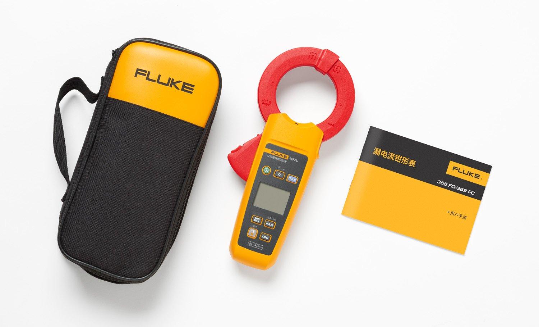 Fluke Connect Leckstromzange 61mm Zangenöffnung Gewerbe Industrie Wissenschaft