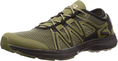 This photo shows the Salomon Men's Crossamphibian Swift 2 Water Shoes .