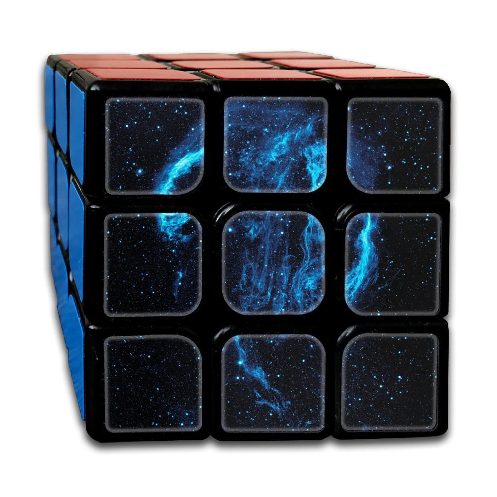 AVABAODAN Screw The Star Rubik's Cube Original 3x3x3 Magic Square Puzzles Game Portable Toys-Anti Stress For Anti-anxiety Adults Kids