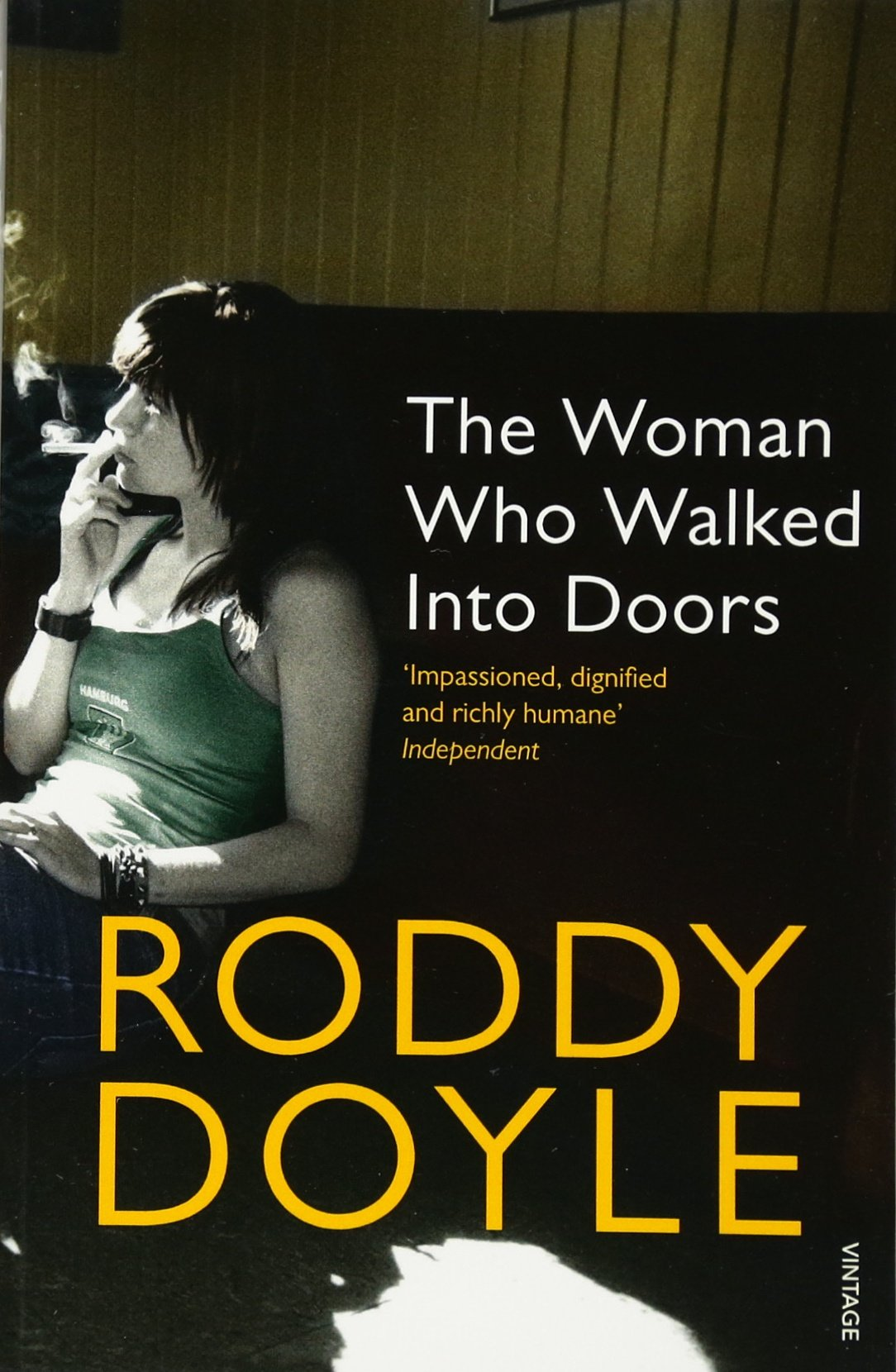 Image result for the woman who walked into doors by roddy doyle