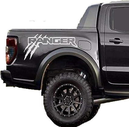 Ranger Wildtrak Raptor Grill Bundle Kit New Shape Red Letters 2019+