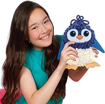 Hacer Su Propio Peluche Narwhal Kit de costura para niños niños