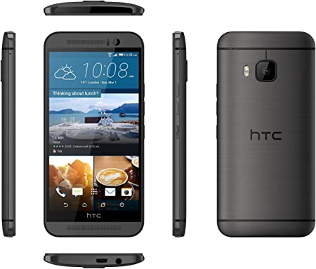 HTC One M9 12,7 cm (5