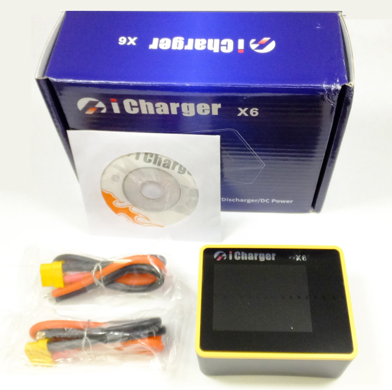 MALTA★iCharger X6 小型超高性能チャージャー 1~6CELL 30A/800W B07F3YKKNT