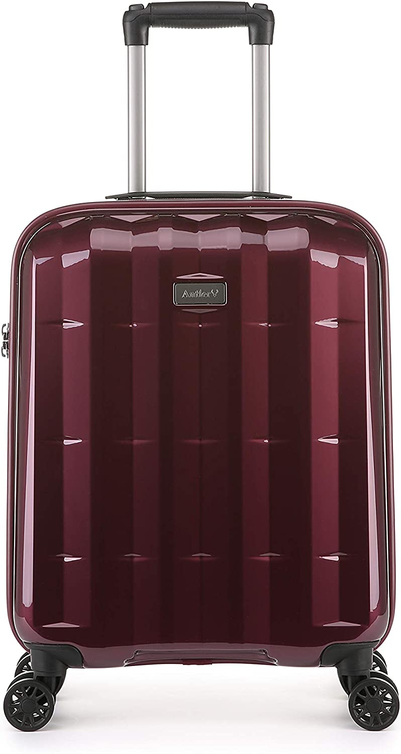 Antler Global DLX Har Hand Luggage Cabin Trolly