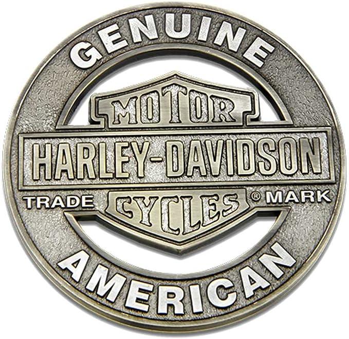 Amazon.com: Recorte de marca Harley-Davidson B & S ...