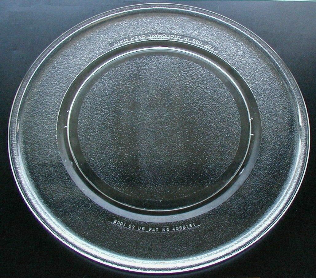 Wolf 801797 - Plato giratorio de cristal para microondas (16 ...