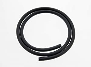 Race-Driven Gas Fuel Line 1/4 inch for ATV Motocross MX Small Engines - Black