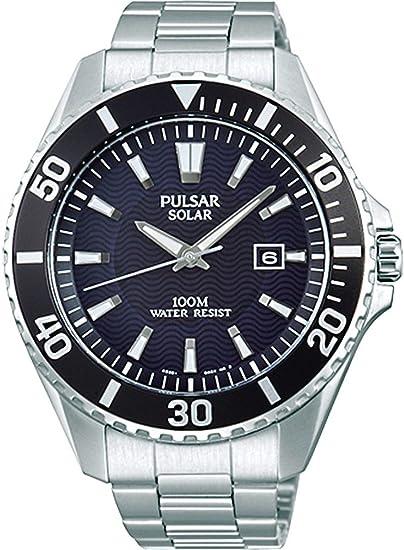 Reloj Pulsar Solar PX3035