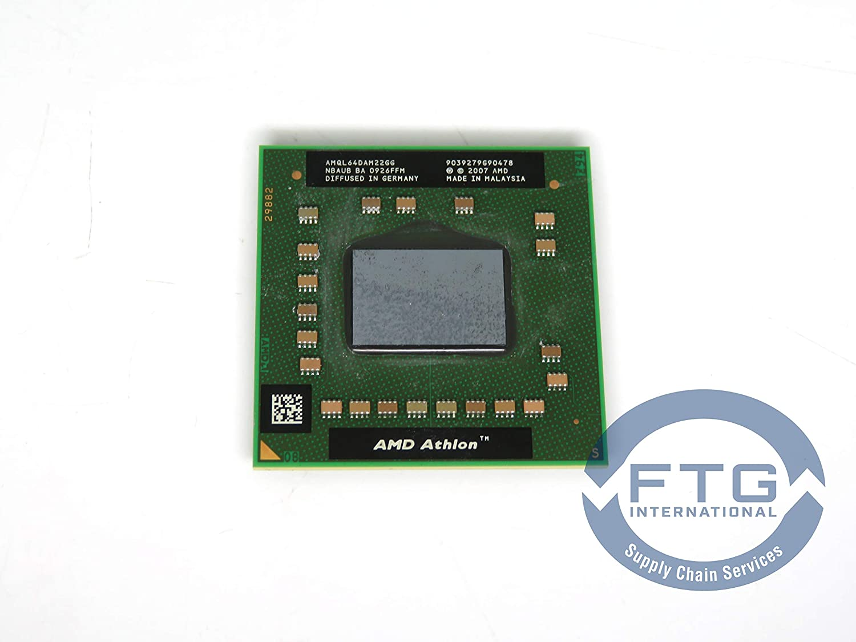 AMQL64DAM22GG 465536-003 AMD ATHLON 64 X2 QL-64 21000 MHz Socket S1G2 Lion Gri