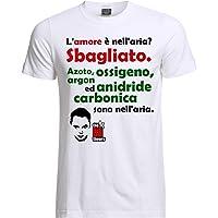 T-Shirt uomo con le frasi di Sheldon Cooper, citazioni di The Big Bang Theory!