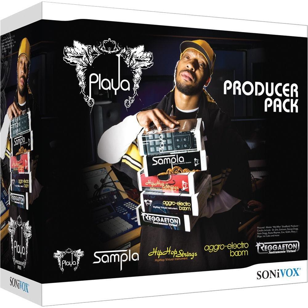 Sonivox Playa Producer Pack splprodpk 59840