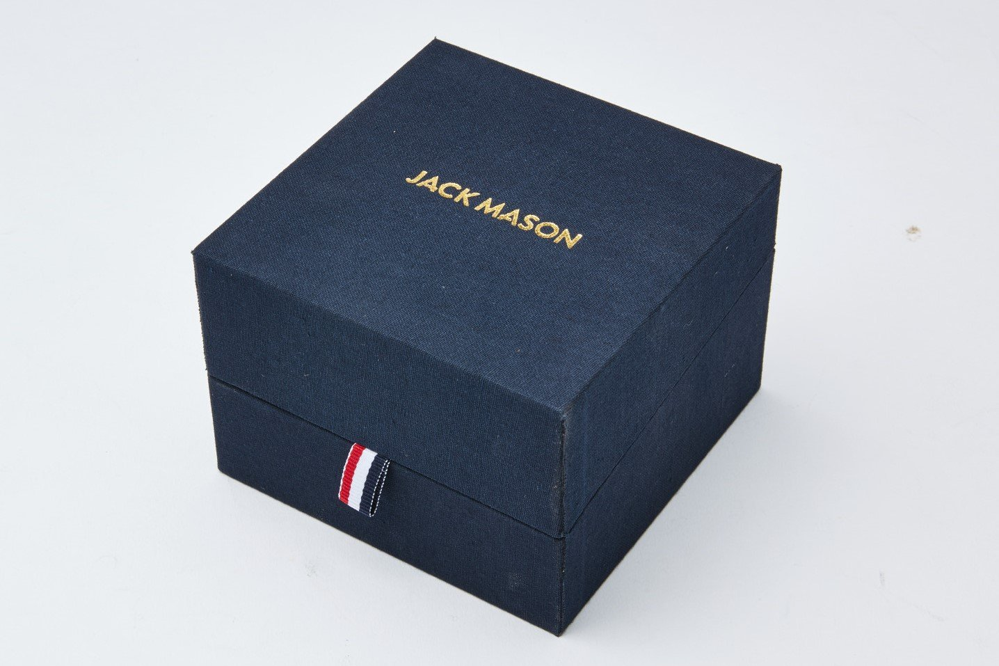 Jack Mason Women's Watch Issue No 1 SS Sub Second MOP Dial Black Leather Strap by Jack Mason (Image #4)