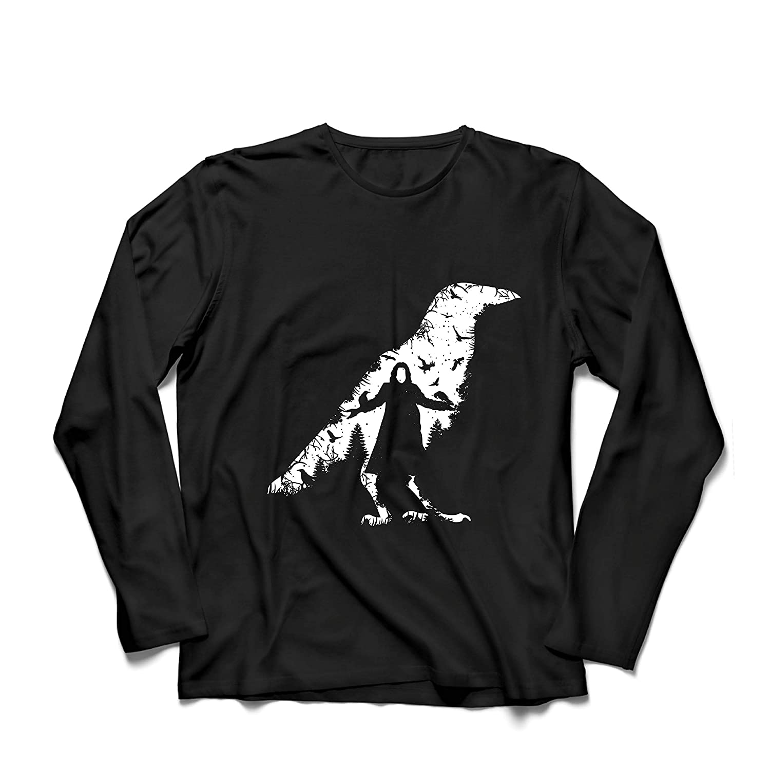 lepni.me Men/'s T-Shirt The Crow The Dead and The Lost Souls