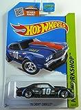 Hot Wheels, 2015 HW Workshop, '70 Chevy Chevelle [Dark Blue] Die-Cast Vehicle #194/250